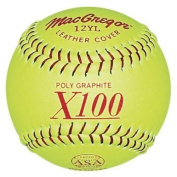 Macgregor ASA Fast Pitch Softball, 30.5cm