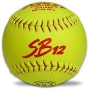 Dudley ASA SB 12L 30.5cm Slow Pitch Softball - Dozen