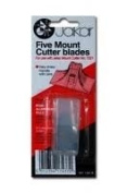 Jakar Five Mount Cutter Blades to be used with Jakar Mount Cutter No