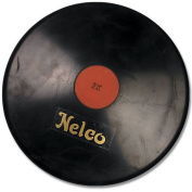 Nelco Official 1K Black Rubber Discus