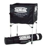 Tachikara BIKSP Portable Volleyball Cart - Black
