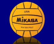 Mikasa Training Water Polo Ball - Size 1