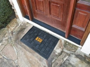 Custom Made - 11942 - Arizona State Medallion Door Mat