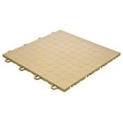 Modutile Garage Floor Tiles - 30 Pack, Coin, Beige