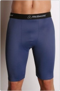 McDavid 810C Men's Premium Compression Shorts With Cup Pocket Navy X-Large