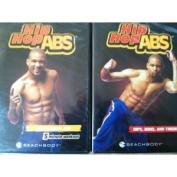 HIP HOP ABS 2-DVD Set - Last Minute Abs + Hips, Buns, & Thighs - Shaun T
