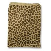 Paper Jewellery Bags 8.5 x 11 Leopard