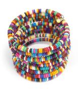 Slinky Bead Bracelet