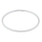 Sterling Silver Bangle Bracelet - JewelryWeb
