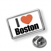 "Pin ""I Love Boston"" region"