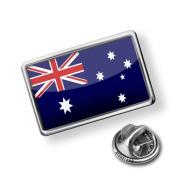 "Pin ""Australia Flag"" - Lapel Badge - NEONBLOND"