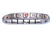 Special Sister Italian Charm Bracelet