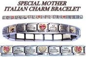 Special Mother Italian Charm Bracelet