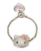 Hello Kitty Diecut Rhinestone Bracelet
