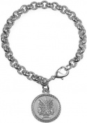 Janus 2-sided Charm Bracelet
