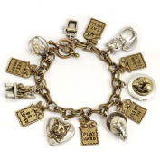 Sweet Romance 'Things I Learned From My Cat' Charm Bracelet