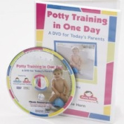 Mom Innovations Potty Training in One Day - A DVD for Today's Parents