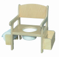 Little Colorado 028UNF Handcrafted Potty Chair with Accessories