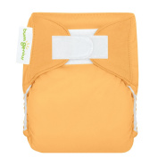 bumGenius Newborn All-in-One Cloth Nappy - Clementine