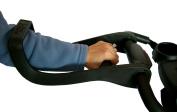 Easy Stroll One Handed Stroller Grip - Black