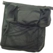 QuickSmart B09621USA Easy Fold Stroller Caddy - Black