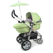 Stroll-Air Zoom Stroller Green