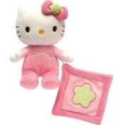 Jemini 21675 Rattle Toy with Mini Soft Toy Hello Kitty
