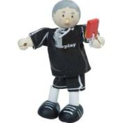 Budkins figure BK985 Brian the Referee