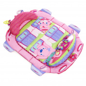 Bright Starts Pretty in Pink Tummy Cruiser Prop and Play Mat 9299