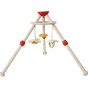 plan Toys 5232 Wooden Toy Activity Baby Gym