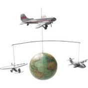 Authentic models AP124 Around The World Mobile Figurine