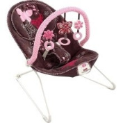 Fisher-Price Bouncer Mocha Butterfly T2520
