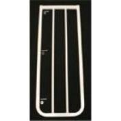 Cardinal Safety Gate Extension BX-1, 26.7cm , Brown