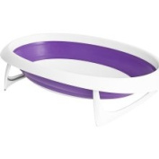 Boon Naked Collapsible Baby Bathtub - Purple