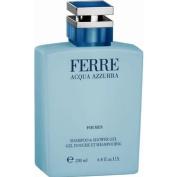Ferre Acqua Azzurra Shampoo & Shower Gel, 200ml/6.8oz