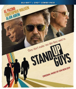 Stand Up Guys [Region 1] [Blu-ray]