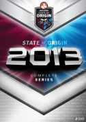State of Origin 2013 Complete Series QLD / NSW  [Region 4]