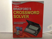 Franklin- Csb1500 Bradford's Crossword Solver Dictionary