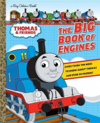 Big Golden Book of Engines (Thomas & Friends)
