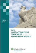 Cost Accounting Standards Board Regulations, as of January 1, 2013