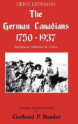 The German Canadians 1750-1937