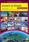Deutsch Im Einsatz Teacher's Book [GER]