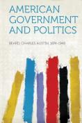 American Government and Politics [FRE]