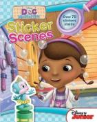 Disney Junior Doc McStuffins Sticker Scenes