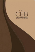 Ceb Common English Bible Study Bible Decotone