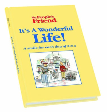 The People's Friend - it's a Wonderful Life!