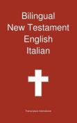 Bilingual New Testament, English - Italian