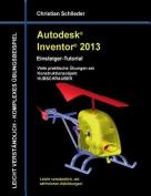 Autodesk Inventor 2013 - Einsteiger-Tutorial [GER]