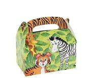 12 Zoo Animal Treat Boxes