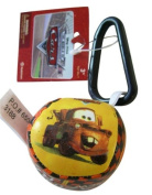 Disney Cars Mcqueen Squishee Ball Keyring [Toy]